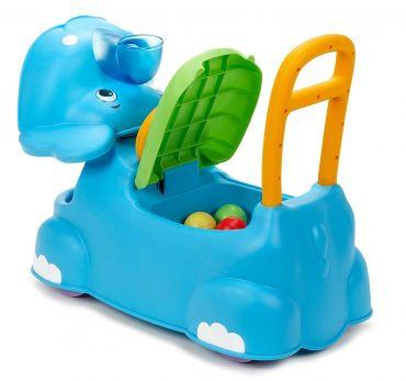 Little Tikes Scoot Around Elephant (1 to 3 years old)