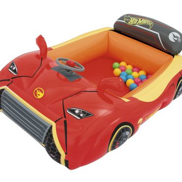 Hot Wheels Inflatable Ball Pit
