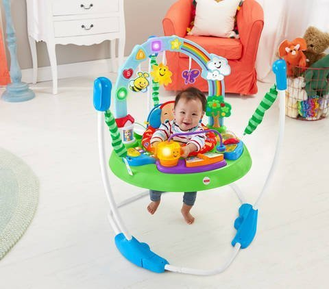 Fisher Price Laugh & Learn Jamperoo