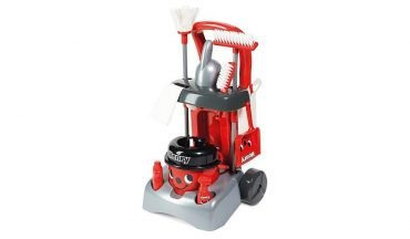Casdon Henry Deluxe Cleaning Trolly (3+ Years Old)