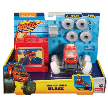 Blaze and the Monster Machines® Turn up Tyres Vehicle