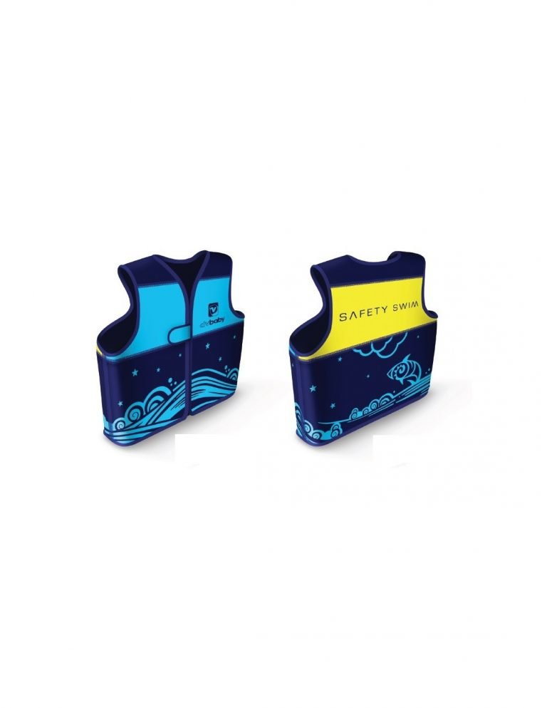 DVBaby Swimming Vest Blue age 4 to 5 year old
